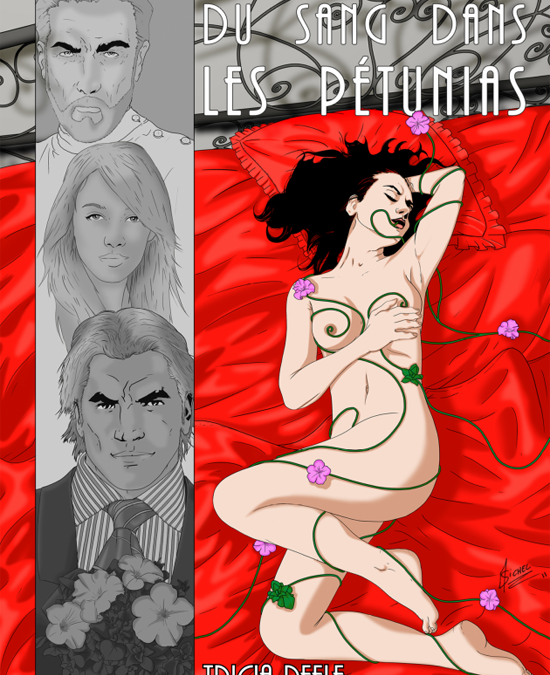 Le GOS publie les aventures de Tricia Peele !