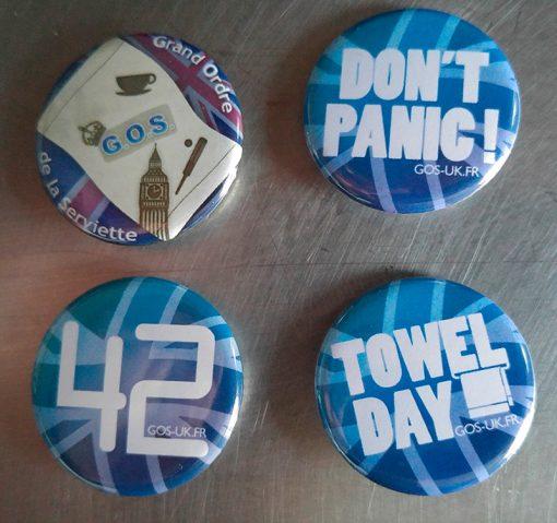 Badges GOS
